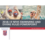 2018-19 Swimming & Diving Powerpoint
