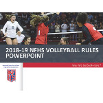 2018-19 Volleyball PowerPoint