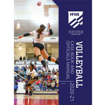 2020-21 Volleyball Case Book & Officials Manual