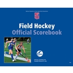 Field Hockey Scorebook