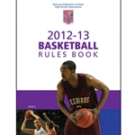 2012-2013 Basketball Rule Book (Due In Stock August 2012)