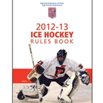 2012-2013 Ice Hockey Rule Book (Due In Stock August 2012)