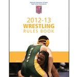 2012-2013 Wrestling Rule Book (Due In Stock July 2012)