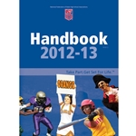 2012-2013 NFHS Handbook (Due In Stock September 2012)