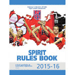 2015-16 Spirit Rules Book