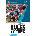 2017 Softball Rules by Topic (November)