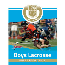 2019 Boys Lacrosse Rules Book