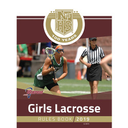 2019 Girls Lacrosse Rule Book