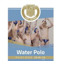 2018-20 Water Polo Rules Book