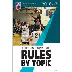 2016-17 Basketball Rules by Topic (August)